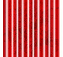 white and red grunge stripes Photographic Print
