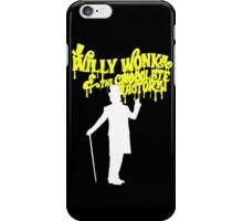 The Chocolate Factory iPhone Case/Skin