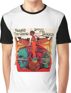 Spirit Of The Boogie Graphic T-Shirt