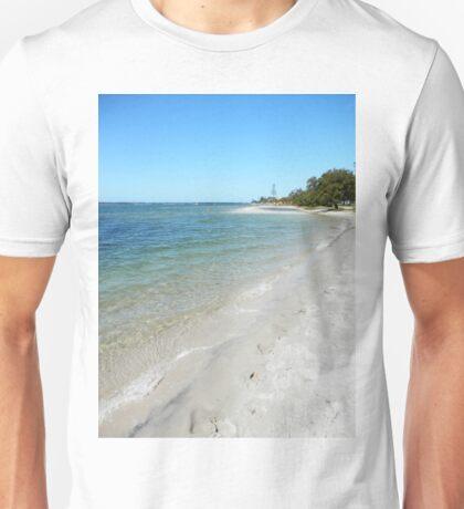 Tranquil Broadwater Unisex T-Shirt