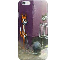 London Street Art III iPhone Case/Skin