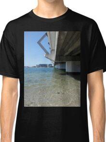 Calm Bridge Water Classic T-Shirt