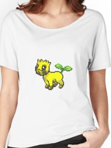 Pokemon Fusion: Vulpix and Sunkern Women's Relaxed Fit T-Shirt