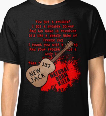 ECW New Jack NBK Classic T-Shirt