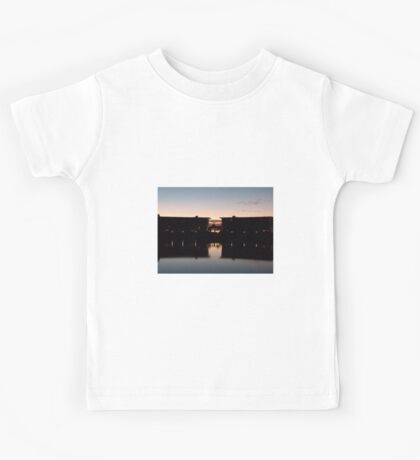 Royal Pines Sunset Kids Tee