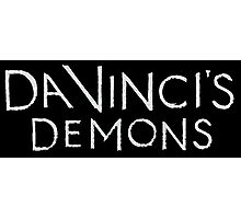 Da Vinci's Demons Photographic Print