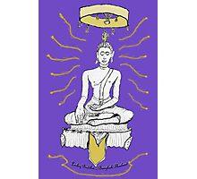 Thailand - Lucky Buddha Temple Photographic Print