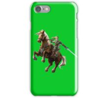 ZELDA LINK ART iPhone Case/Skin