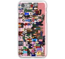 Doctor Who - Family Photo  iPhone Case/Skin