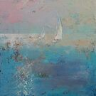 Sailboats by Michael Creese