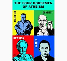The Four Horsemen of Atheism Unisex T-Shirt