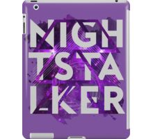 Hunter: Nightstalker iPad Case/Skin