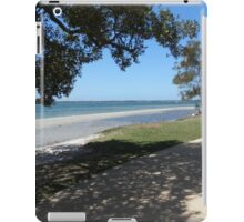 Broadwater Park View iPad Case/Skin