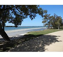 Broadwater Park View Photographic Print