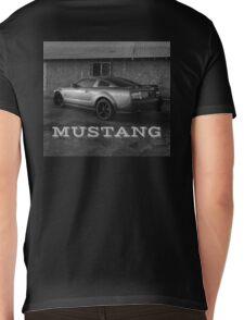 Mustang Bandito Mens V-Neck T-Shirt