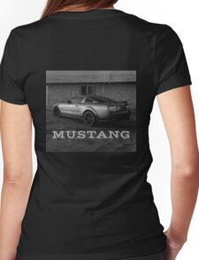 Mustang Bandito Womens Fitted T-Shirt