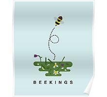 Beekings Poster