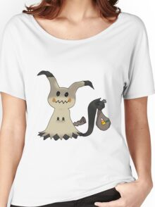 Trick-or-Treat Mimikyu Women's Relaxed Fit T-Shirt