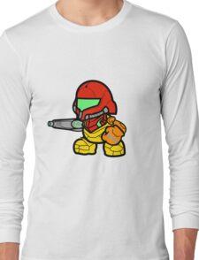 Paper Metroid Long Sleeve T-Shirt