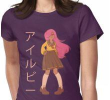 Airubi Chan T-Shirt  Womens Fitted T-Shirt