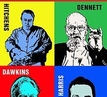 Atheist Christmas by DJVYEATES