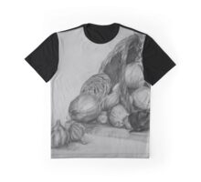 Onions and Garlic Graphic T-Shirt