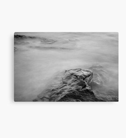 Allens Pond XII BW Canvas Print
