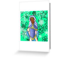 Princess Allura Greeting Card