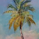 Coconut Palm by Michael Creese