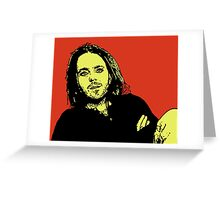 Tim Minchin Greeting Card