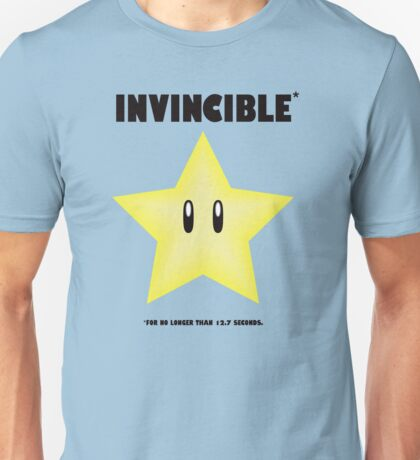 Invincible*  Unisex T-Shirt