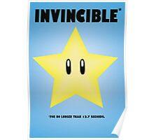 Invincible*  Poster