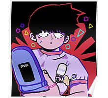 MOB CELL 100% Poster