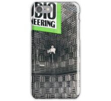 Audio engineering 1947 iPhone Case/Skin