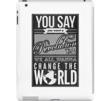 The Beatles iPad Case/Skin