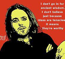 Tim Minchin atheist by DJVYEATES