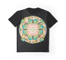 Butterfly Garden Graphic T-Shirt
