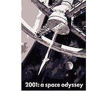 2001 a space odyssey Photographic Print