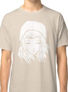 Beanie Hat Eyes Closed Classic T-Shirt
