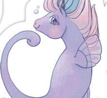 My Little Pony G1 Sea Ponies S.O.S Sticker