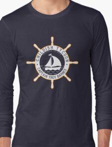 Childish Tycoon Long Sleeve T-Shirt