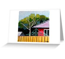 A Little Slice of Aussie Heaven Greeting Card