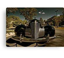 1940 Cadillac Limo Canvas Print