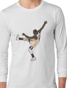 Draymond Green Kick Long Sleeve T-Shirt