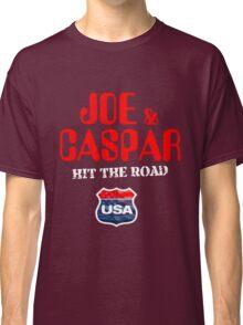 JOE & CASPER HIT THE ROAD 2016 Classic T-Shirt