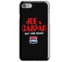 JOE & CASPER HIT THE ROAD 2016 iPhone Case/Skin