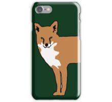 cute fox iPhone Case/Skin
