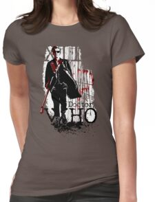 WHO Womens Fitted T-Shirt