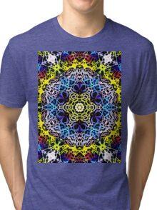 Psy Bloom Tri-blend T-Shirt