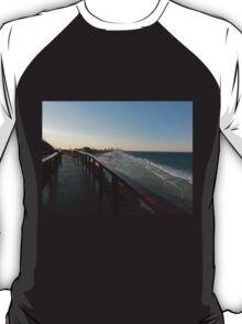 Surfers Paradise Sunset View T-Shirt